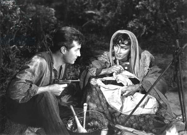 """=""""Golden Earrings - Les anneaus d'or 1947 directed by Mitchell Leisen"""