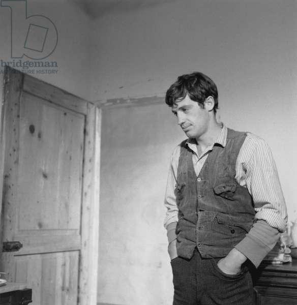 Jean-Paul Belmondo, La Viaccia 1961 De Mauro Bolognini (The Lovemakers)