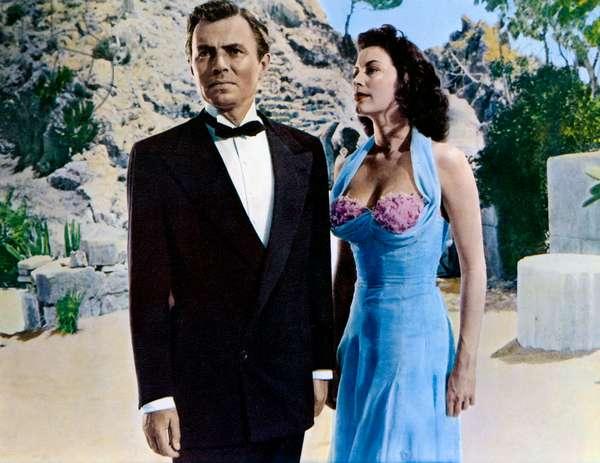 James Mason And Ava Gardner