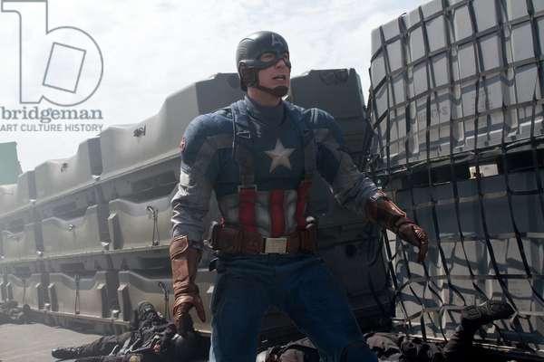 Captain America Le soldat de l'hiver 2014 (11)