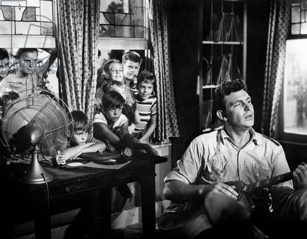 A face in the Crowd, directed by Elia Kazan, 1957