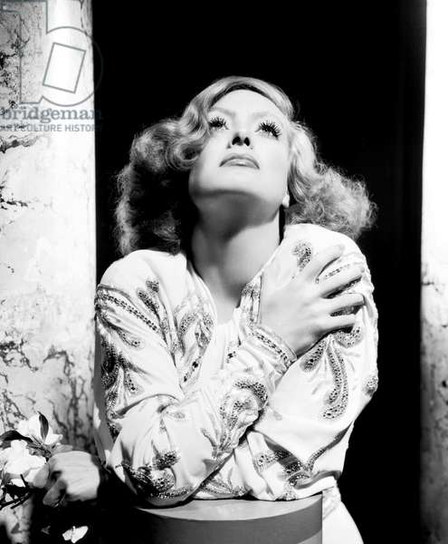 Joan Crawford In The 30'S Hollywood U.S.A.