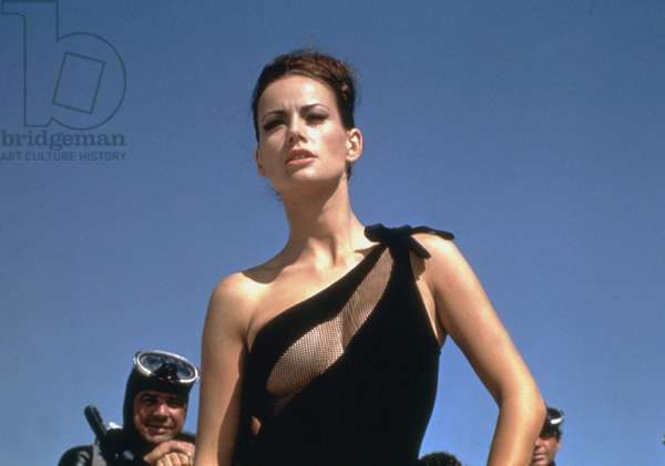 Claudine Auger, Thunderball 1965 Directed By Terence Young