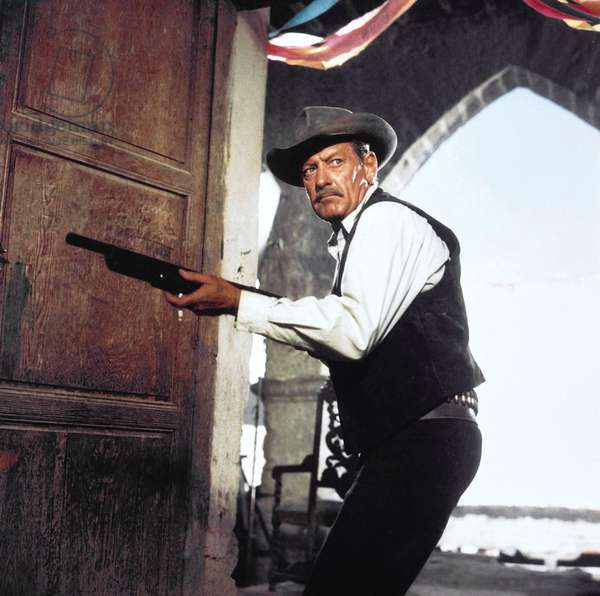 William Holden, The Wild Bunch 1969 Directed By Sam Peckinpah