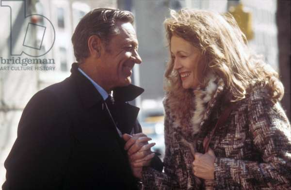 William Holden And Faye Dunaway