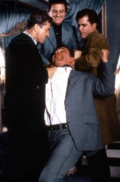 Robert De Niro, Joe Pesci And Ray Liotta.