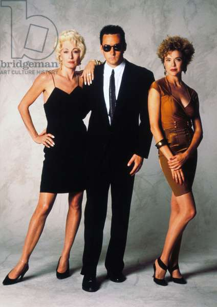 The Grifters - The Scammers 1990 directed by Stephen Frears; Anjelica Huston; John Cusack; Annette Bening