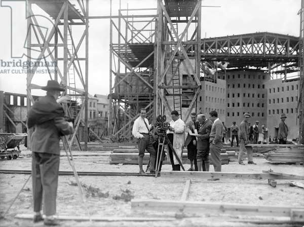 METROPOLIS 1926 DIRECTED BY FRITZ LANG
