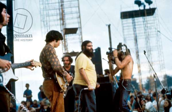 Canned Heat, Woodstock 1970 Directed By Michael Wadleigh