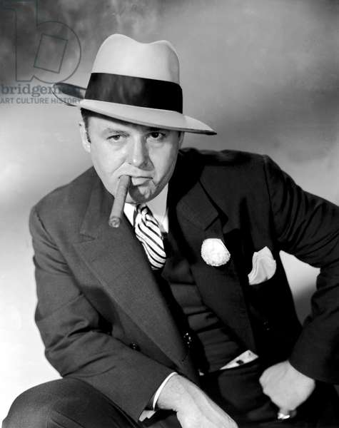 Rod Steiger, Al Capone 1959 Directed By Richard Wilson