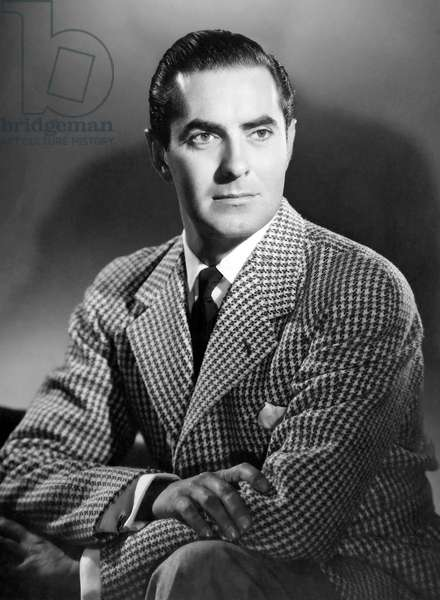 Tyrone Power, Tyrone Power