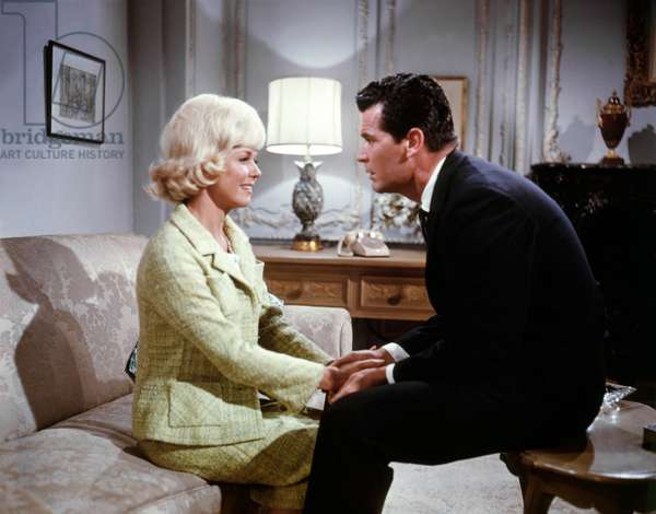 Doris Day And James Garner, The Thrill Of It All 1963 Directed By Norman Jewison