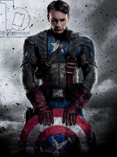 Captain America Le soldat de l'hiver 2014 (1)