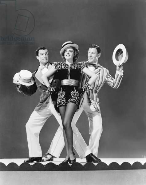 Gene Kelly; Judy Garland And George Murphy