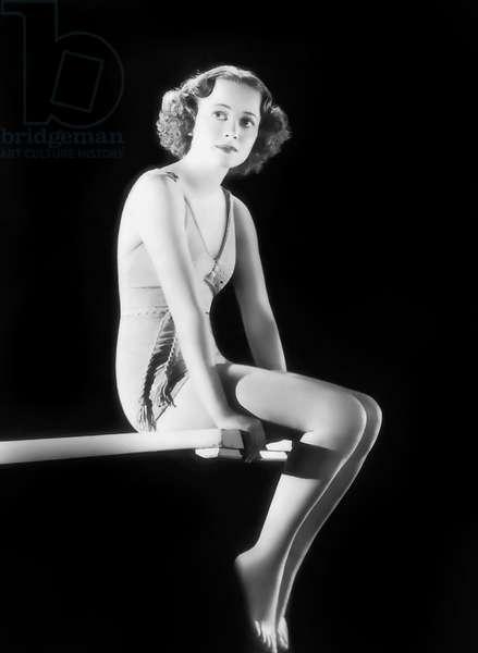 Olivia De Havilland In The 30'S