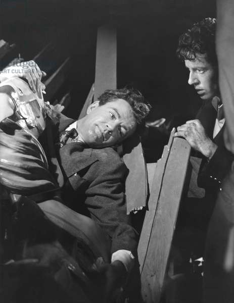 Robert Walker And Farley Granger