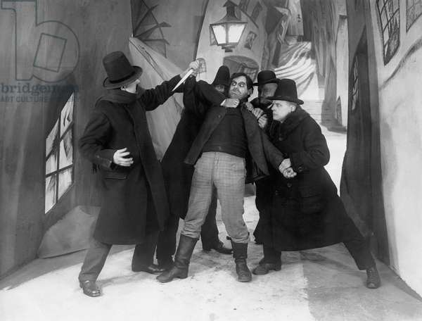 Das Kabinet Des Doktor Caligari 1920 Directed By Robert Wiene