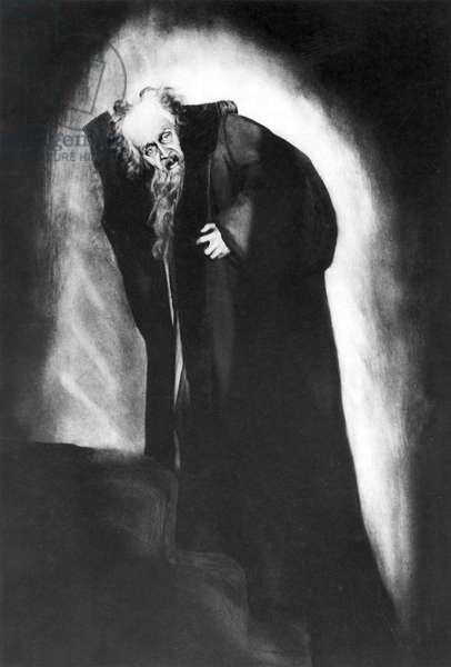 Faust 1926 directed by Friedrich Wilhem Murnau; Gösta Ekman Sr.
