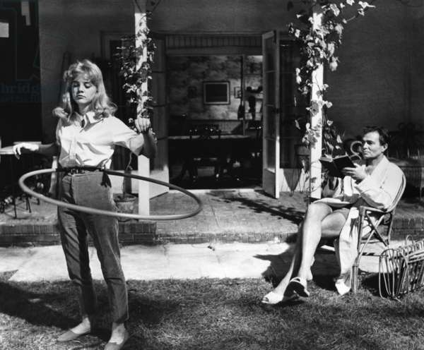 Sue Lyon And James Mason