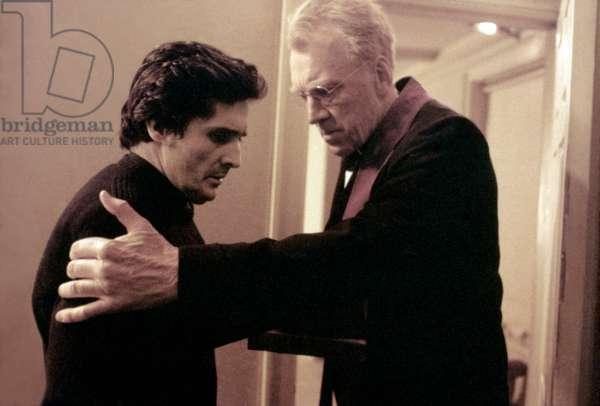 Jason Miller And Max Von Sydow