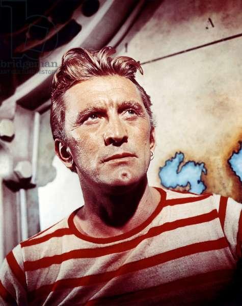 Kirk Douglas, 20.000 Leagues Under The Sea 1954 Directed By Richard Fleischer