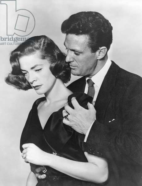 Lauren Bacall And Robert Stack, Written On The Wind 1956 Directed By Douglas Sirk