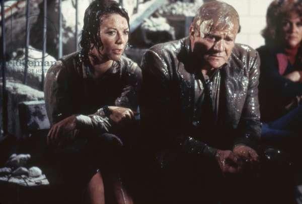 Natalie Wood And Brian Keith