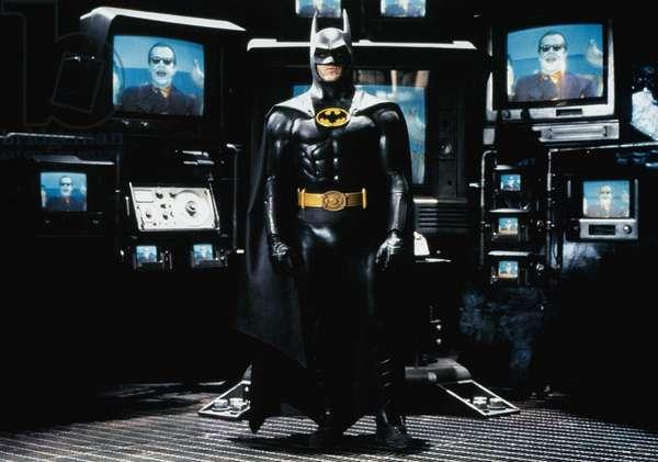 Michael Keaton, Batman 1989 Directed By Tim Burton