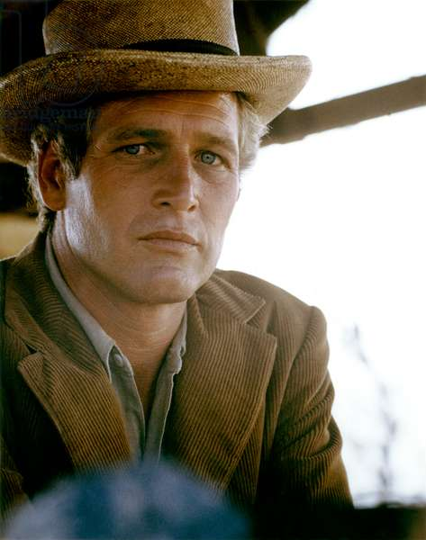 Paul Newman, Butch Cassidy And The Sundance Kid 1969 Directed By George Roy H