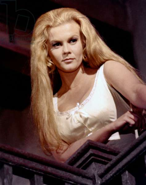 Ann-Margret, The Train Robbers 1973 Directed By Burt Kennedy