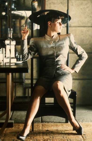Sean Young, Blade Runner 1981 Directed By Ridley Scott