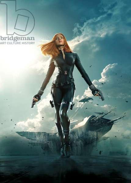 Captain America Le soldat de l'hiver 2014 (2)