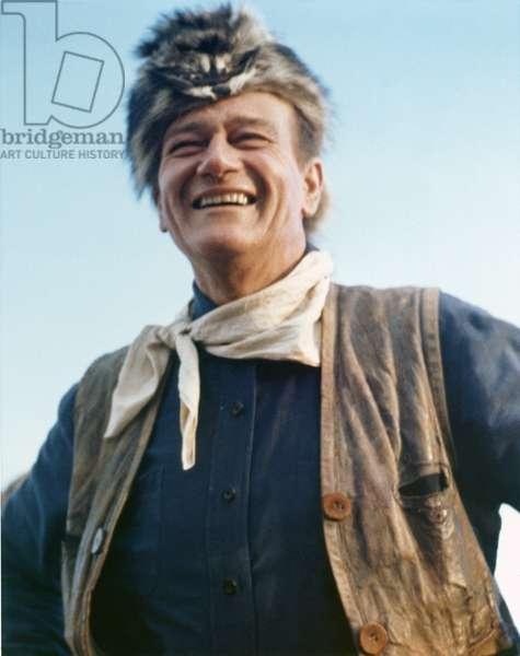 John Wayne in 'Alamo', 1960 (photo)