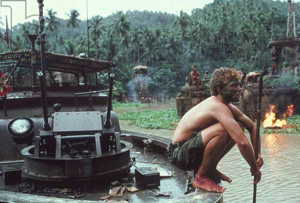 Sam Bottoms, Apocalypse Now 1979 Directed By Francis Ford Coppola