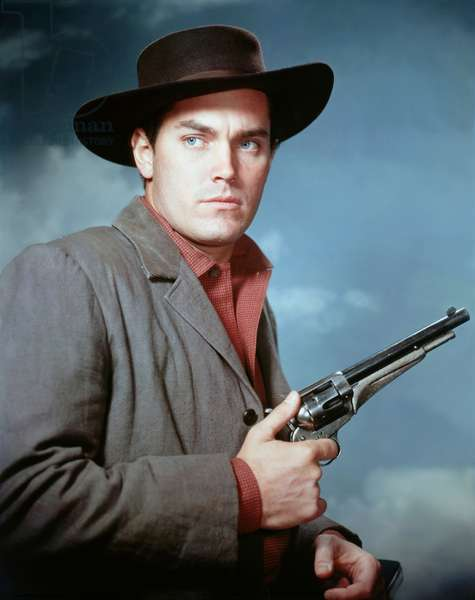 Jeffrey Hunter, The True Story Of Jesse James 1957 Directed By Nicolas Ray.
