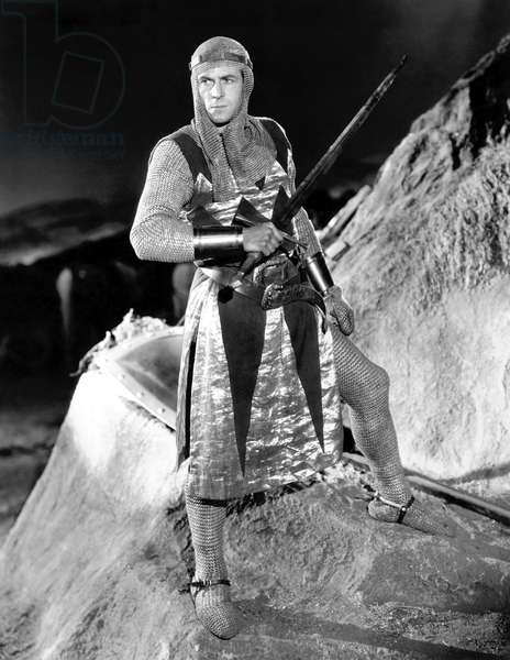 Henty Wilcoxon, The Crusades 1935 Directed By Cecil B. Demille