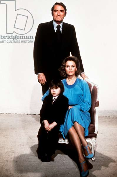 The Omen directed by Richard Donner, 1976