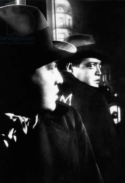M (MORDER UNTER UNS) M LE MAUDIT 1931 DIRECTED BY FRITZ LANG