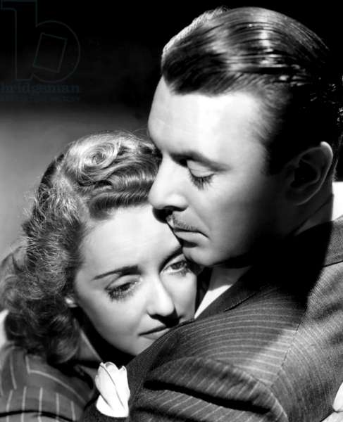 Bette Davis And George Brent, Dark Victory 1939 Directed By Edmund Goulding