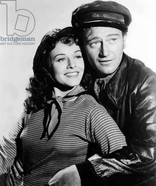 Reap the Wild Wind - Les naufrageurs des mers du sud 1942 directed by Cecil B. DeMille (photo); Paramount Pictures; Paulette Goddard; John Wayne