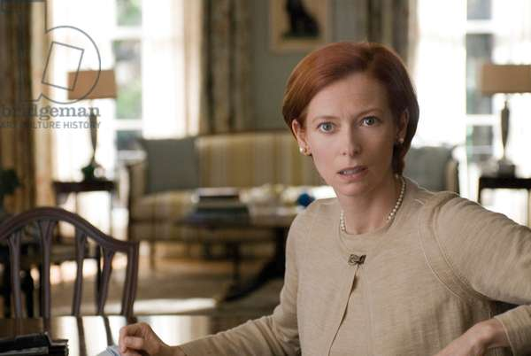 Tilda Swinton, Burn After Reading 2008 Directed By Joel And Ethan Coen