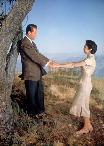 LOVE IS A MANY-SPLENDORED THING 1955 DIRECTED BY HENRY KING