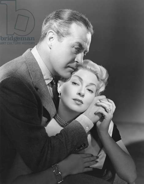 Ray Milland Andlana Turner, A Life Of Her Own 1950 Directed By George Cukor
