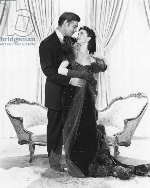 Clark Gable And Vivien Leigh