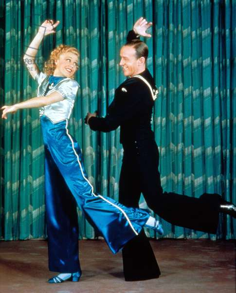 Ginger Rogers And Fred Astaire