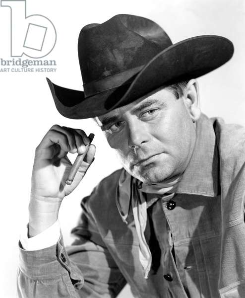 Glenn Ford, Cowboy 1958 Directed Delmer Daves