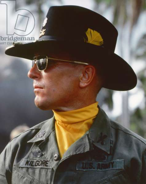 Robert Duvall, Apocalypse Now 1979 Directed By Francis Ford Coppola