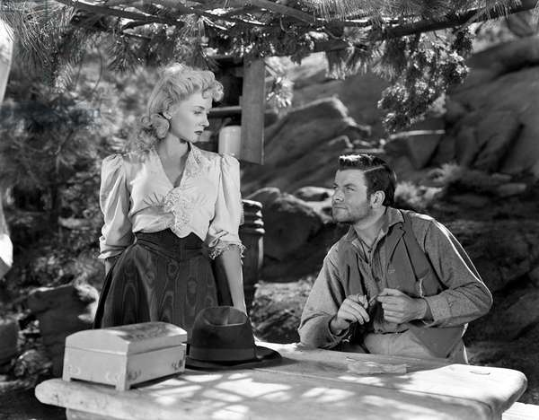 Roughshod directed by Mark Robson, 1949