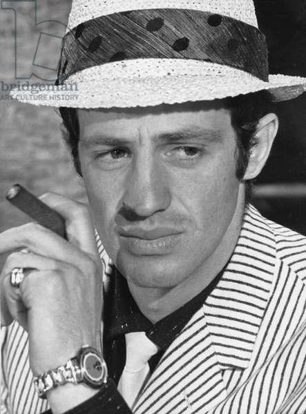 Jean-Paul Belmondo, La Chasse A L'Homme 1964 Directed By Edouard Molinaro