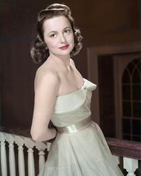 Olivia De Havilland, 1940